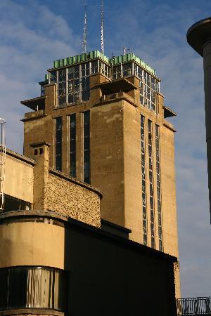 De Boekentoren (The Tower of Books): Boekentoren