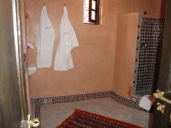 Riad Princesse du Desert: Salle de bain