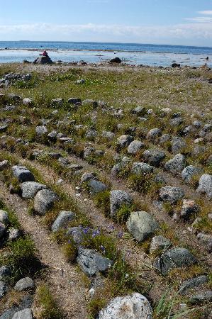 Solovetsky Islands, รัสเซีย: Ancient labirynth