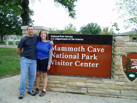 Mammoth Cave National Park: Entrance
