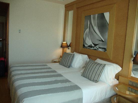 Hotel Las Arenas Balneario Resort: las camas