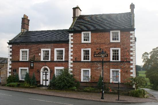 The Crewe & Harpur: The place itself