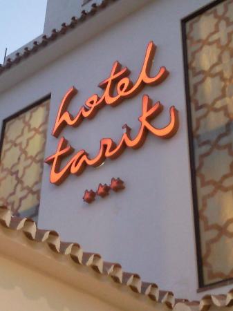 Hotel Tarik: L'entrée