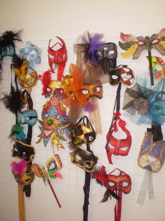 Casa Olga B&B: El arte de Carolina