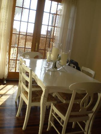 Casa Olga B&B: Hermoso comedor