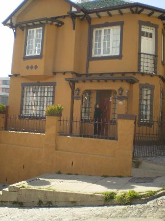Casa Olga B&B: Excelente barrio, tranquilo para llegar de noche