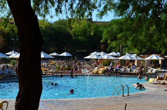The Westin La Paloma Resort & Spa: one of the pools