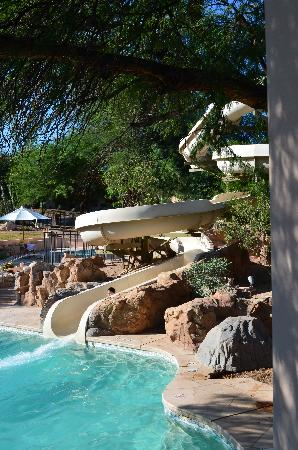 The Westin La Paloma Resort & Spa: water slide