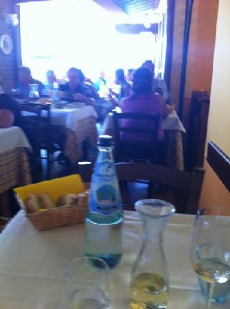 Pescia, İtalya: da sandrino