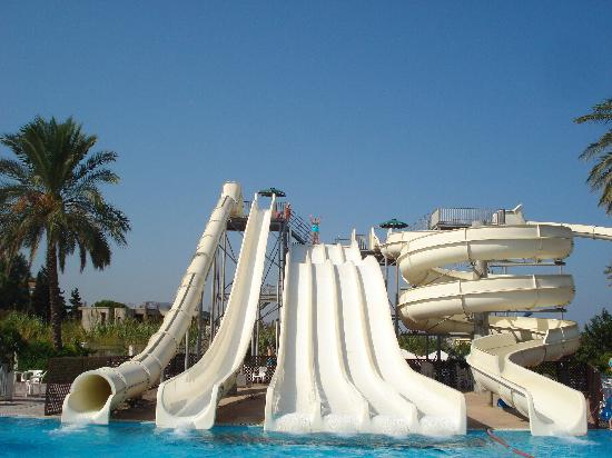 Sunland Hotel: waterpark