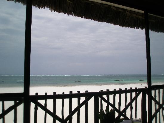 Baobab Beach Resort & Spa: restaurant view