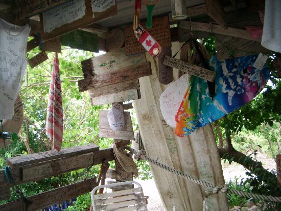 แกรนด์พายแอปเปิ้ลบีช แอนติกา: Mary's Outhouse