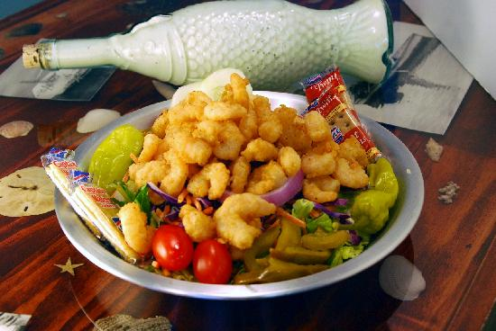 The Other Seineyard Seafood Restaurant: Seafood on he health side