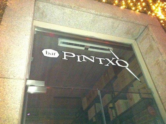 The Port House Pintxo : fantastic