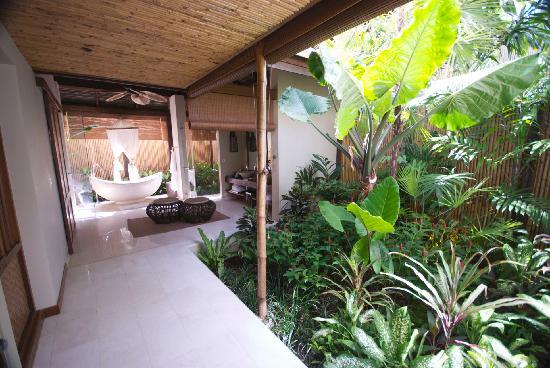 อนันตรา รสานันดา เกาะพะงัน วิลล่า รีสอร์ท แอนด์ สปา: Bathroom