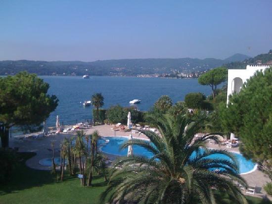 Hotel Spiaggia d'Oro - Charme & Boutique: La splendida vista dalla nostra stanza..