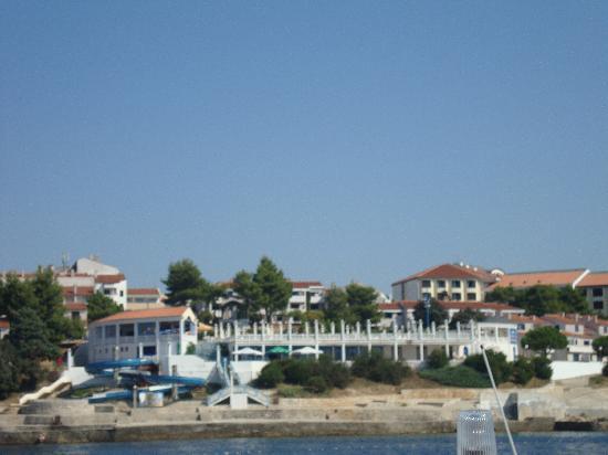 Verudela Beach & Villa Resort: The resort