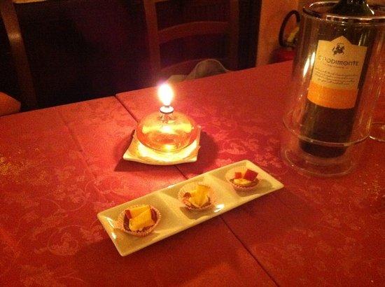 Boccon Divino : il dessert!