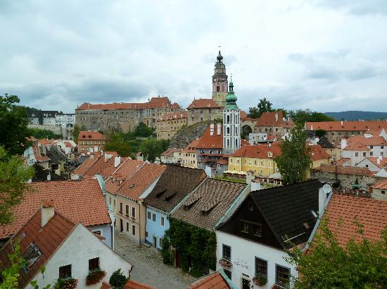Private Prague Guide Day Tours: Cesky Krumlov, Medieval City dating from 13th Century