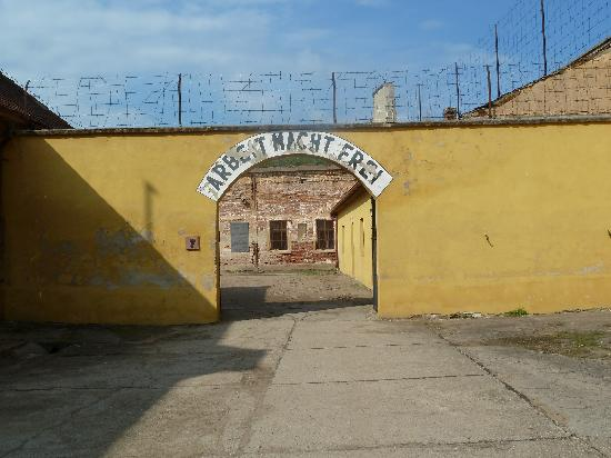 Private Prague Guide Day Tours: Entrance to Terezin Small Fortress