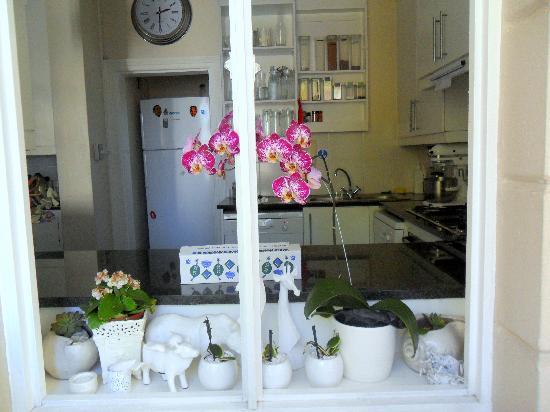 بلاك هيث لودج: kitchen window