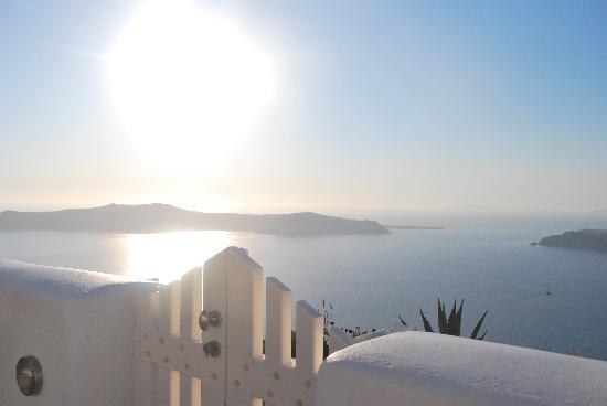 White Santorini Suites & SPA: DETALLES