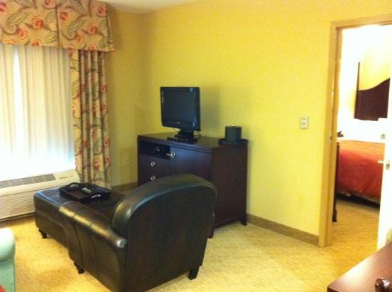 Homewood Suites by Hilton Davidson: One-Bedroom King Suite