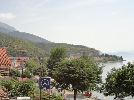Ohrid, สาธารณรัฐมาซิโดเนีย: Panorama PESTANI