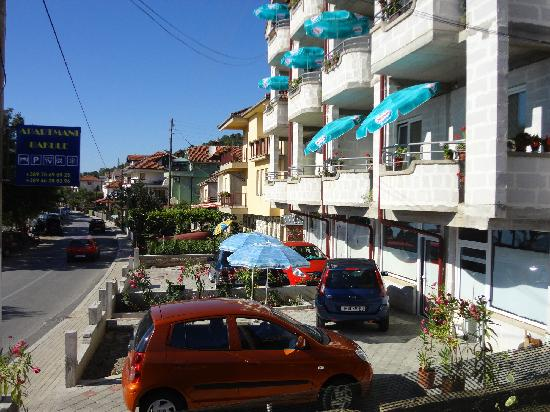 Ohrid, สาธารณรัฐมาซิโดเนีย: BAKULE-Aparments