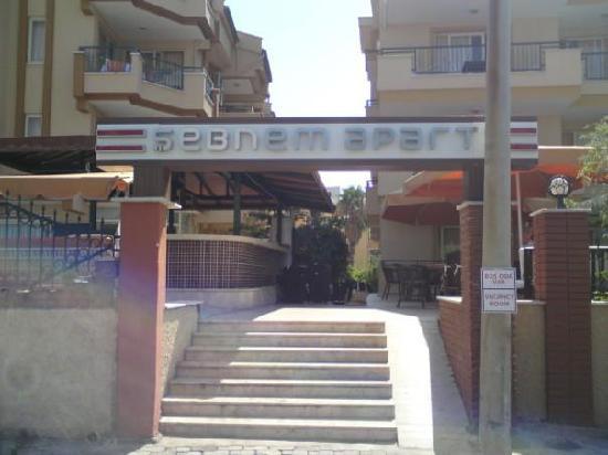 Sebnem Apart Hotel: the apartments