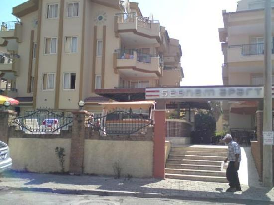 The Apartments Picture Of Sebnem Apart Hotel Marmaris