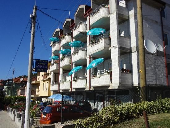Apartmani BAKULE-Pestani Ohrid