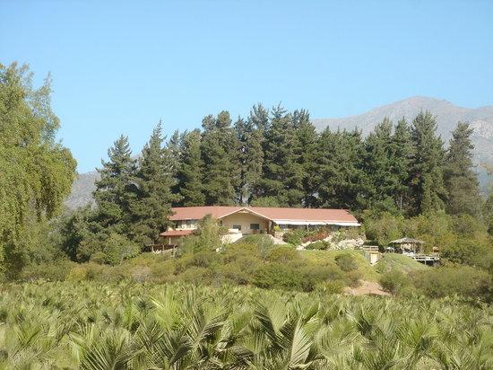Reserva Ecologica Oasis de la Campana: Club House Oasis de la Campana