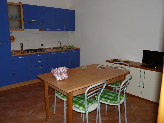 La Reggia di Nausicaa Club Resort: cucina