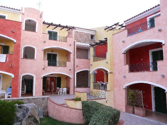 La Reggia di Nausicaa Club Resort: residence
