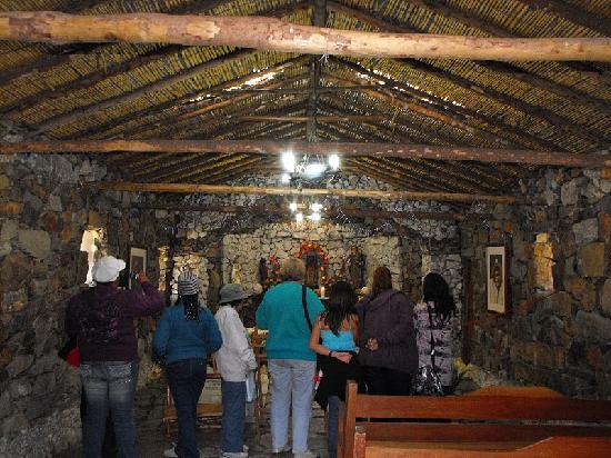 Merida, เวเนซุเอลา: La capilla de piedras