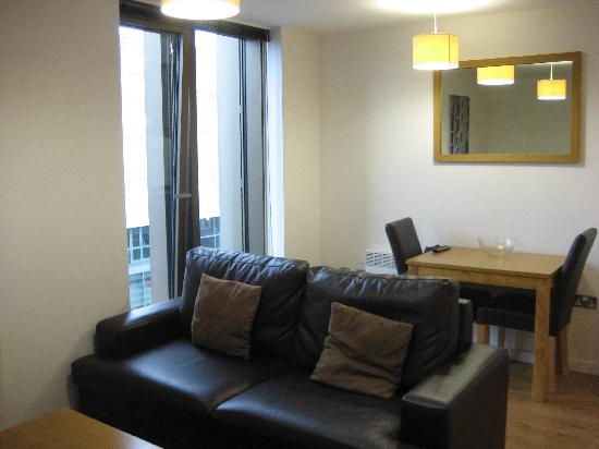 BridgeStreet at Liverpool ONE: Comfy lounge
