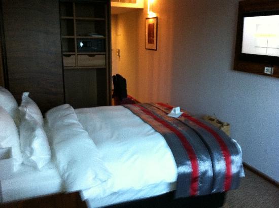 Hotel Bristol Sarajevo: Room view 1