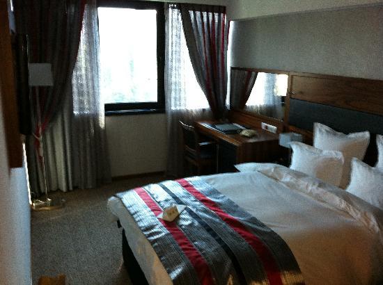 Hotel Bristol Sarajevo: Room view 2