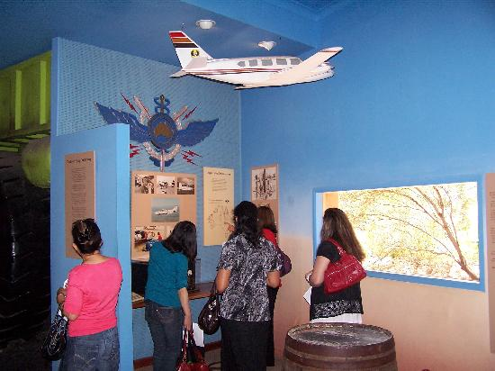Wadlata Outback Centre: See what the Royal Flying is about.