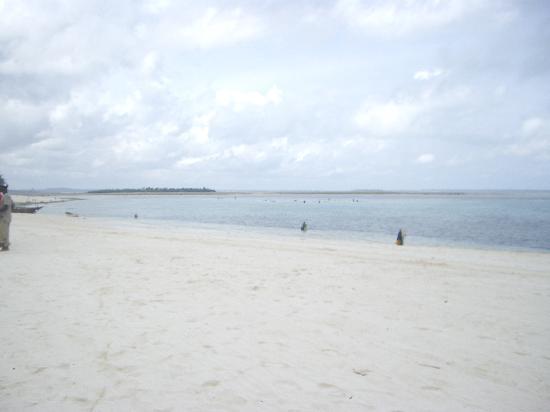 Eden Village Kendwa Beach Resort: SPIAGGIA