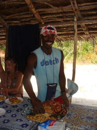 Eden Village Kendwa Beach Resort: IL SINDACO