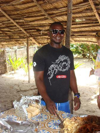 Eden Village Kendwa Beach Resort: RAMBO
