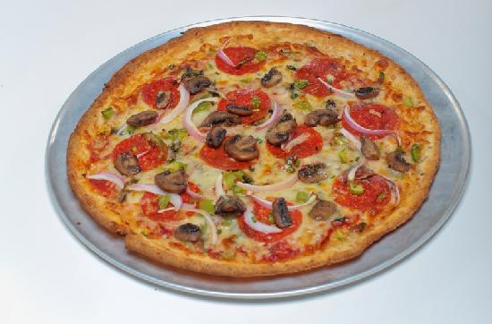 Basil's Fondren: Pizza
