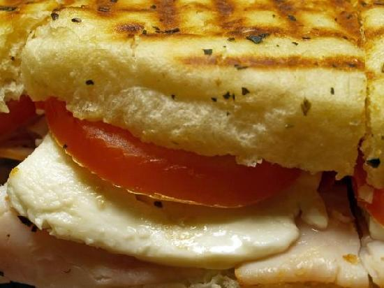 Basil's Fondren: # 3 panini