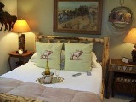 Elk Ridge Bed & Breakfast: Cozy place to lay your head at the end of the day