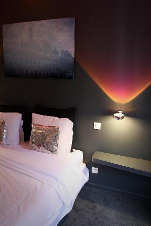 X2Brussels: La cama súper cómoda