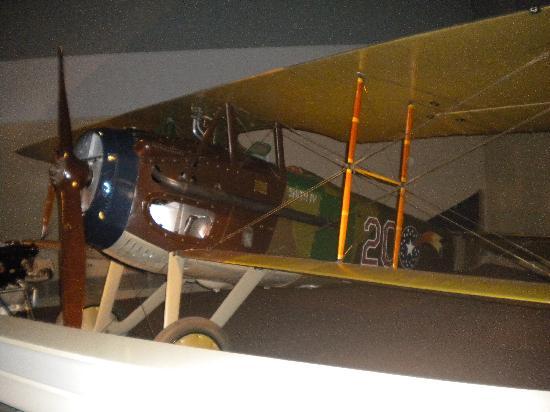 พิพิธภัณฑ์อากาศและอวกาศแห่งชาติ: Wright brothers plane
