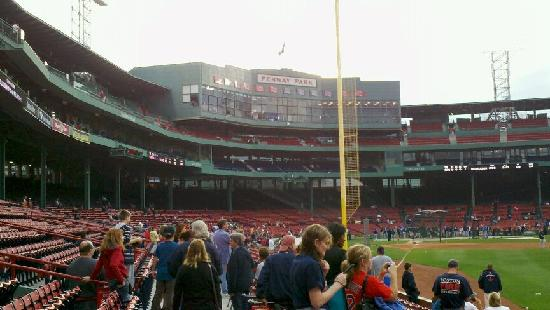 Fenway Park: Love this place!