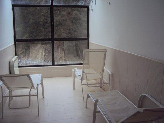 23.-Jujuy-Hotel Termas de Reyes: Spa - sala de relax